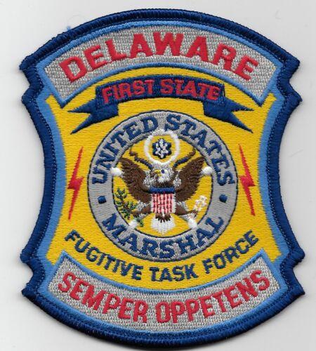USMS US Marshal Fug Task Force Police Sheriff State Delaware DE