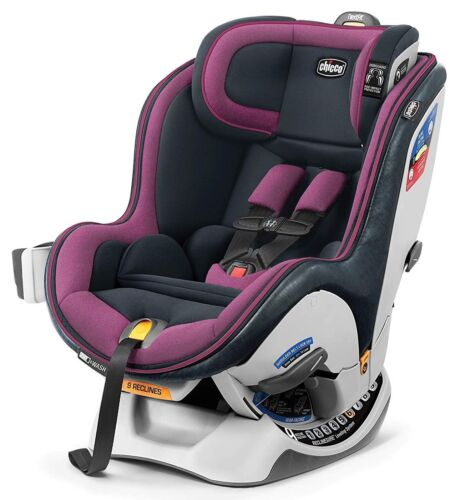 Chicco NextFit Zip Convertible Child Safety Baby Car Seat Vivaci NEW