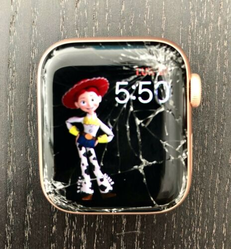 Apple Watch Series 4 - Screen Repair Service (Glass Only Repair) BEST PRICE