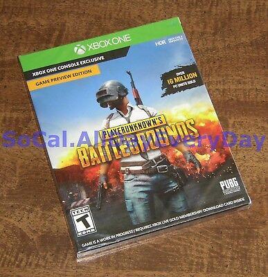 Sale   Playerunknowns Battlegrounds  Xbox One  Digital Dl  Brand New     Pubg