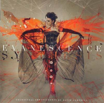 EVANESCENCE - SYNTHESIS (2017) CD Jewel Case+FREE GIFT Amy Lee Ben Moody Rock