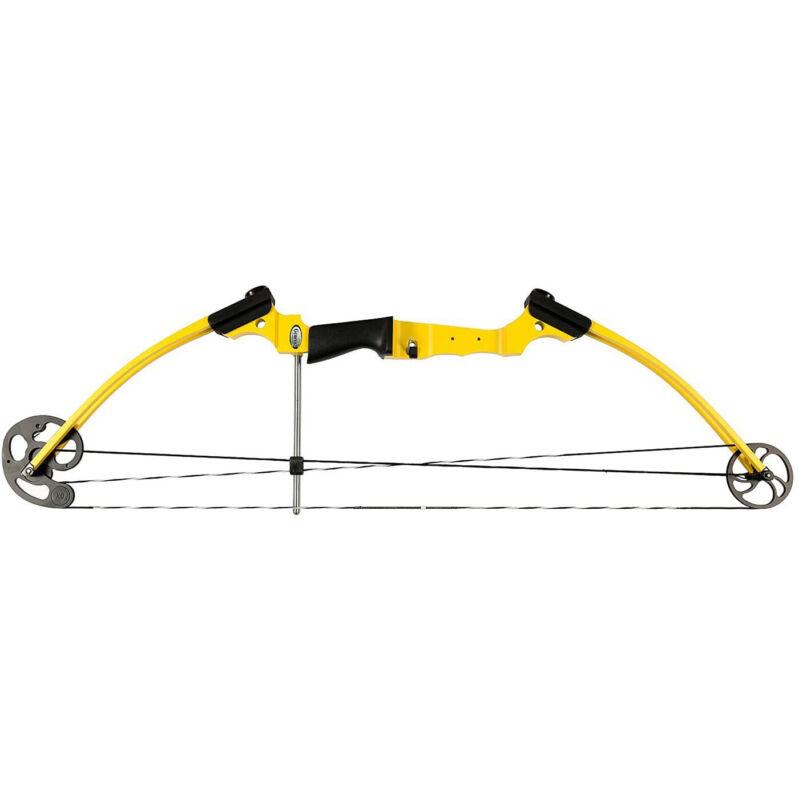 Genesis 10474 Original 35.5-Inch Lightweight Aluminum Righthand Bow, Yellow