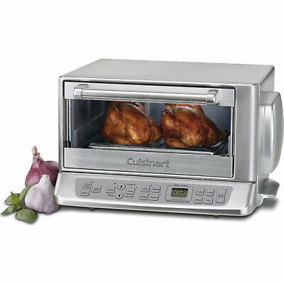 Cuisinart Exact Heat Convection Toaster Oven Broiler