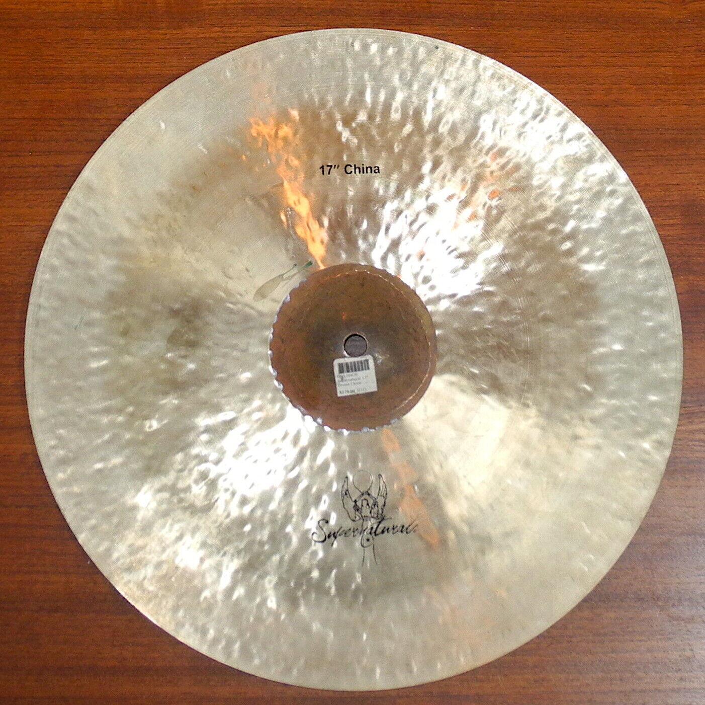Supernaturals 17 Inch Divine China Drum Cymbal - $79.99