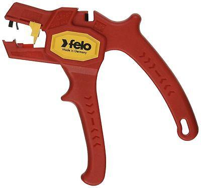 Felo 62681 Insulated Automatic Wire Strippercutter - Lifetime Warranty