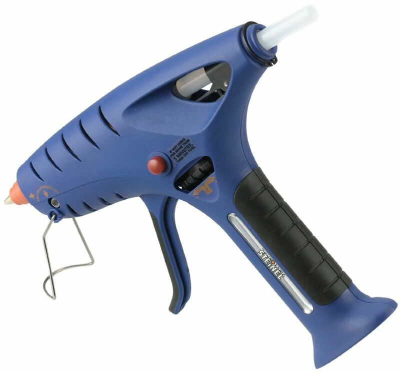 Steinel 110049878 TM 6000 Cordless Butane Powered Glue Gun