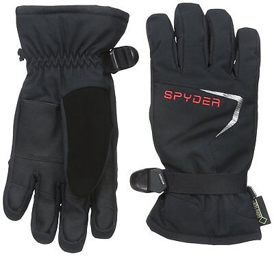 Spyder Boys Traverse Gore-tex Glove Ski Snowboarding Glov...
