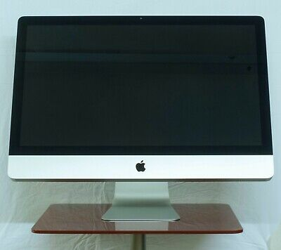iMac 27 (Mid 2010) - 3.2GHz i3 / 4GB DDR3 / 1 TB Hardrive