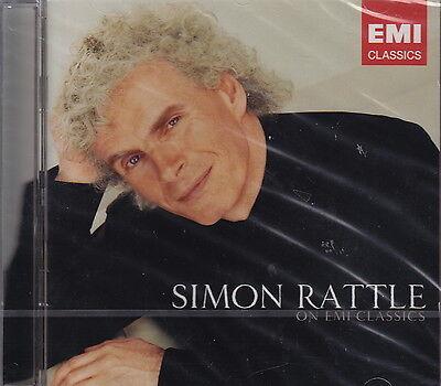 Simon Rattle on EMI Classics (CD) UK Import/Best of Renowned