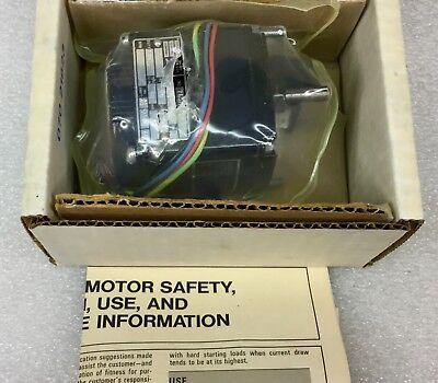 Bodine Kyc-22t5 Gear Motor 115v 3 Rpm 765me7043 New In Box