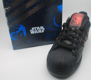 Adidas Superstar II Rare Darth Vader Star Wars shoes