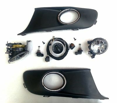 Fog Light Complete Set Retrofitting Highline Vw Touran 05/10-05/15