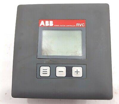 Abb Rvc-8 Rvc 8 -15a 2gca294985a0050 Power Factor Controller Lv Capacitor