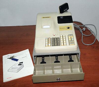 Sharp Er-a215g Cash Register