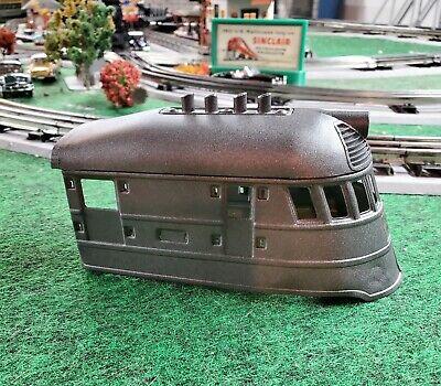 Vintage Lionel Pre-war O Gauge #616 Flying Yankee Locomotive -Parts Only-