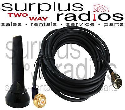 Motorola Laird Rde5798a 3db Uhf 450-470mhz Antenna Xpr4550 Xpr4350 Xpr5500 Pm400