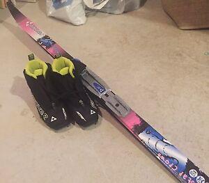 Cross country skis (kids)