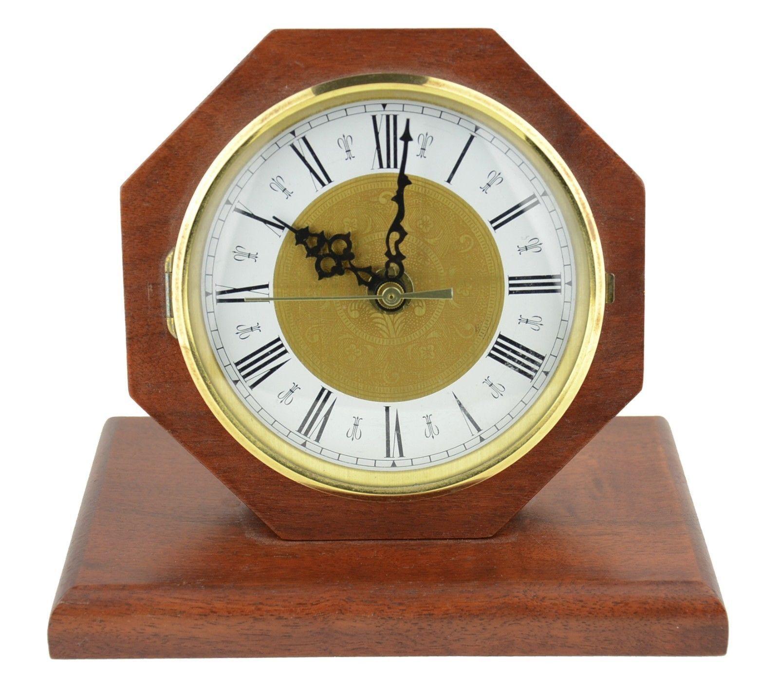 Collectible Vintage Clocks 1930 1969 For Sale Ebay