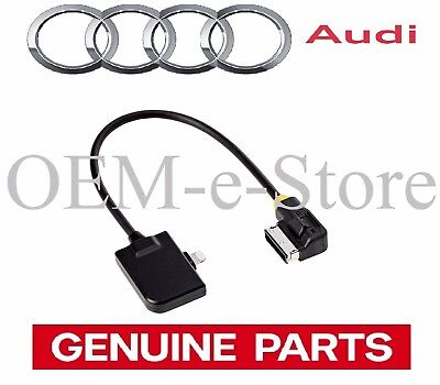 Audi Music Interface iPod iPhone Lightning Strand *See Chart for Compatible Cars