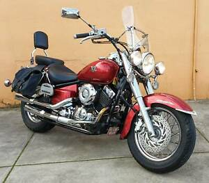 2010 YAMAHA XVS650 V STAR CLASSIC LAMS APPROVED CRUISER Royal Park Charles Sturt Area Preview