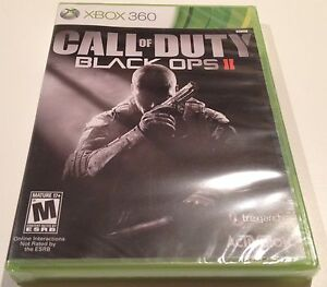 Call of Duty Black Ops II + Nuketown 2025 Bonus Map COD BO2 (XBOX 360) BRAND NEW