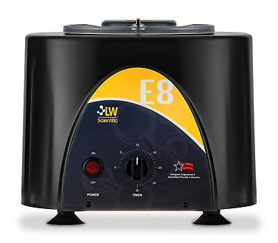 3500rpm Centrifuge With 8-place Angled Rotor Fixed Speed 1 Ea