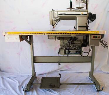 Singer 591 D300G Industrial Sewing Machine Table