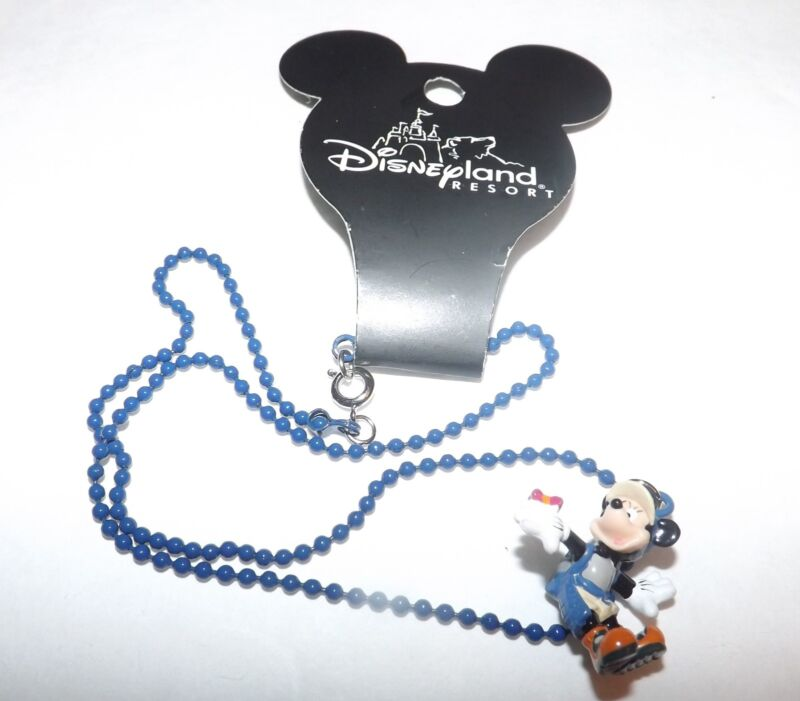 Disneyland Parks Disney Kids Minnie Mouse Necklace New Park Souvenir