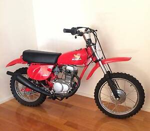 Honda XR75 K4  1977 model VMX OEM parts Eltham Nillumbik Area Preview