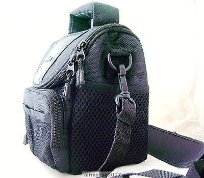 Bag Case For Canon Camera EOS Rebel T1 T2 T3 T3i T4 T4i T5 T5i XT XTi XS Xsi SL1 Canon Rebel Xti Camera Case