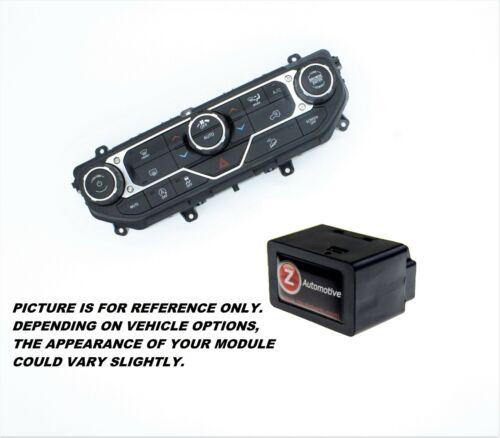 Jeep JT GLADIATOR HVAC Upgrade, 5.0 Radio to 7.0 or 8.4 Radio w/ Tazer Mini