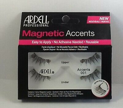 Ardell Professional Magnetic Lashes Accents 001 Easy No Adhe