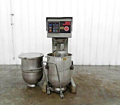 Mo-2989 Varimixer W200pl Planetary Mixer 200 Qt Mixer W Attachments And Bowls