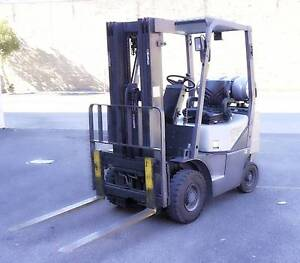 2003 Crown Forklift CG18S-2 LPG Gas, 4500mm lift height Auburn Auburn Area Preview