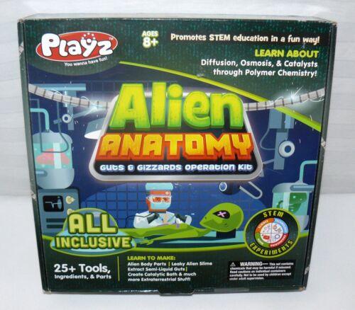 Playz Alien Anatomy Operation Kit
