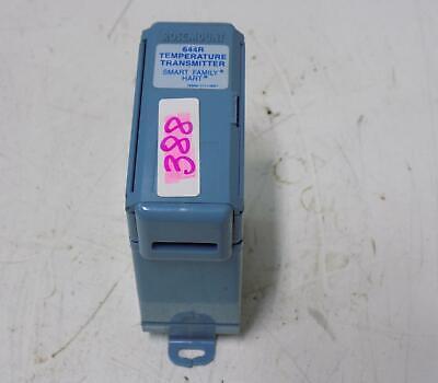 Rosemount Temperature Transmitter 644ranaf6