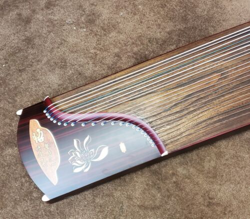"49"" Travel Guzheng Harp Chinese instrument zither Koto 21-String #02509"