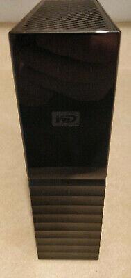 WD 8TB My Book Desktop USB 3.0 External Hard Drive