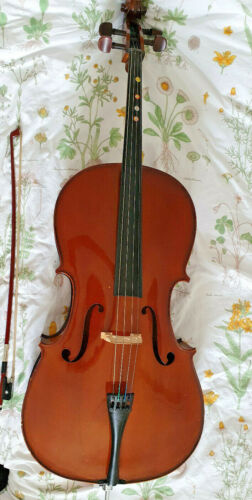 STENTOR MUSIC CO. CELLO. STUDENT 1. (3/4 Size)