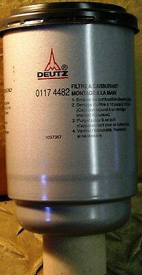 Deutz Engine Fuel Water Seperator Filter 0117 4482 Deutz Fahrallis Tractor