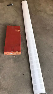 New Never used - 8 foot indirect fluorescent light pd.$1500
