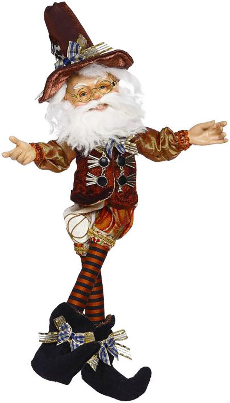 "[Mark Roberts Elves - North Pole Thanksgiving Elf 51-05593 Small 13"" Figurine </Title]"
