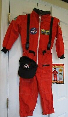 Pottery Barn Kids Halloween Junior astronaut costume size 6 - 8 New w tag