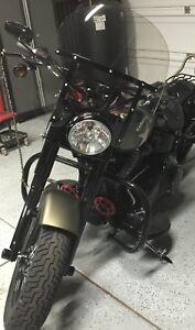 Windshield for Harley Davidson Softail Models