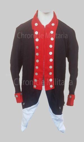 Continental regimental coat revolutionary war