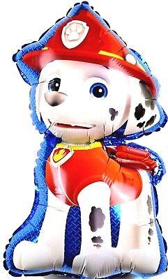 R19F17 XL Helium Folienballons Paw Patrol Marshall Baby Dalmatiner Hund balloon