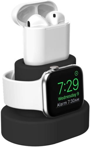 Charger Stand for Apple Watch  Series 1 2 3 4 5 Apple Watch  and AirPod