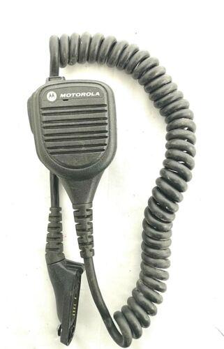 Motorola PMMN4067B IMPRES Remote Speaker Microphone for XPR 6580 IS