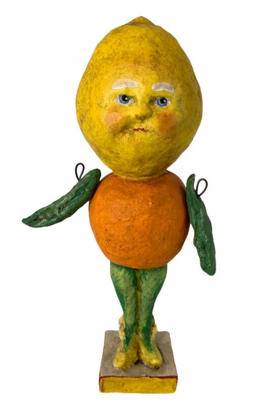 Very Rare Debbee Thibault Mr. Lemonhead 2002 Limited Edition 55/2500