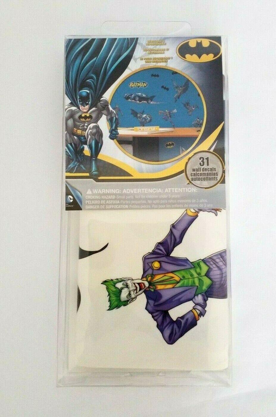 Batman Gotham Guardian Peel and Stick Wall Sticker